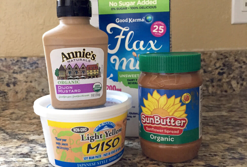 Let's Get Saucy! – Sunflower Seed Miso Sauce & Variations