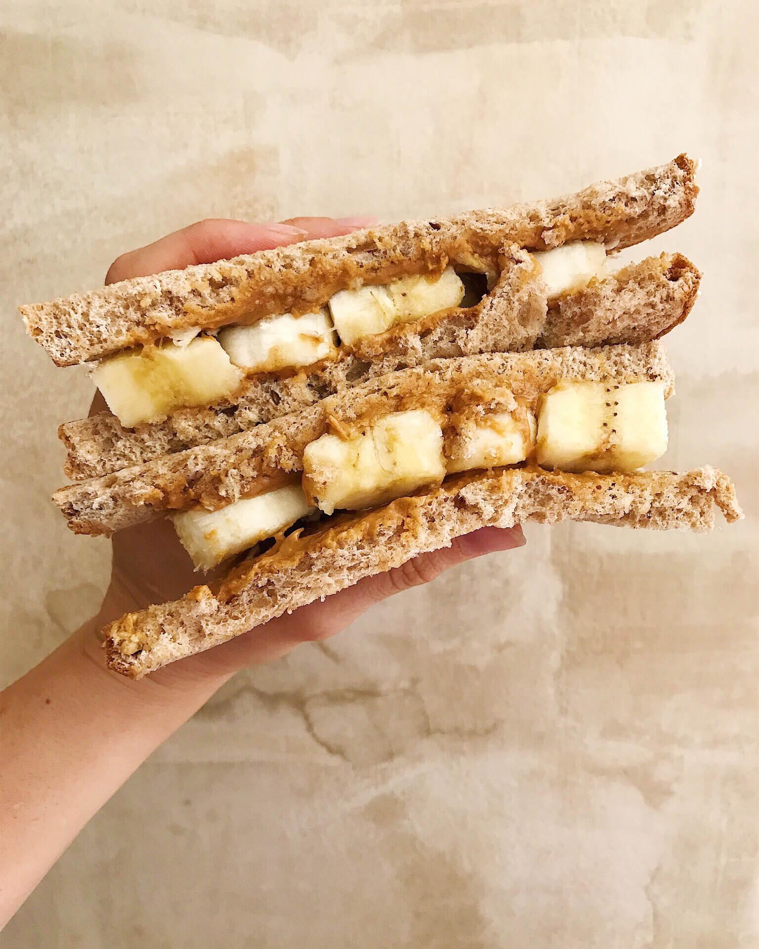PB sandwich