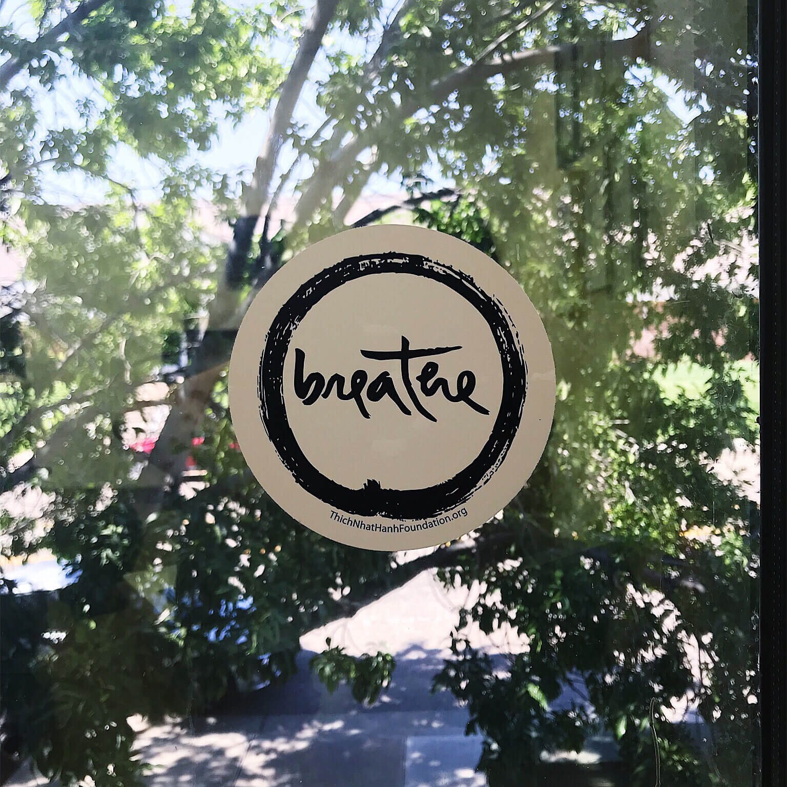 Breath Sticker